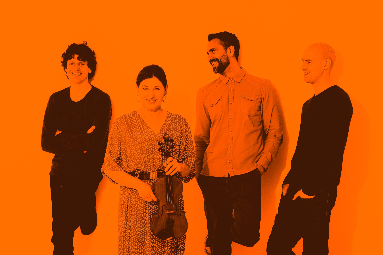 The Schmoozenbergs Music photography47618 Tone orange